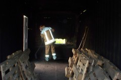 26.05.2012 Atemschutz  Brandübungscontainer in SL